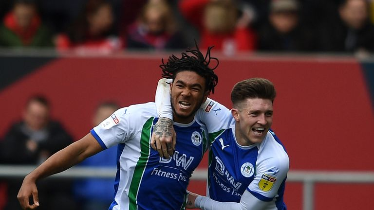Reece James has been pivotal for Wigan