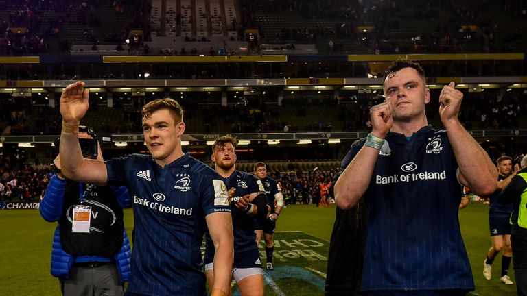 Defending champions Leinster are always a menacing proposition - particularly when in Dublin again