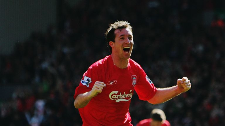 Fowler had two separate spells with Liverpool during a 19-year playing career