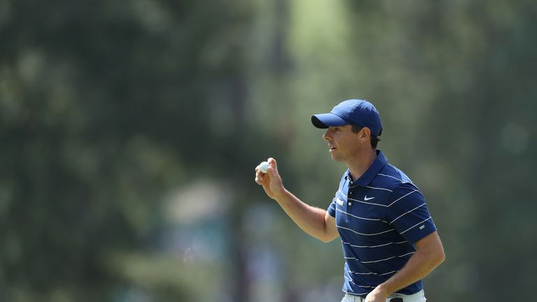 PGA Championship: Rory McIlroy knocks on top 10 door after closing 69