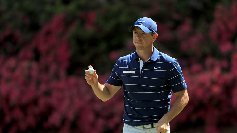 McIlroy admitted he was 'most likely' to play for Ireland in Tokyo next year