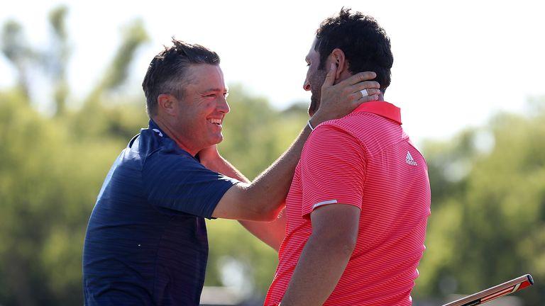 Rahm and Palmer claimed a three-shot win