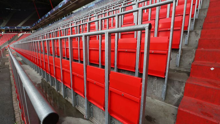 A number of clubs have consulted fans over the possibility of introducing rail seating