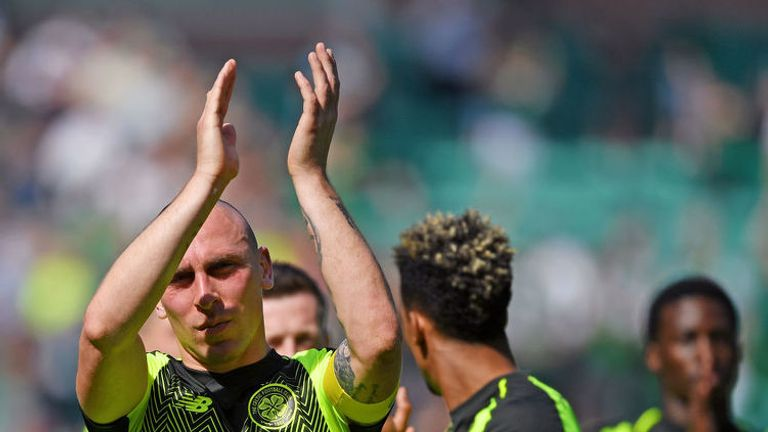 Celtic need four more points to be confirmed as Scottish Premiership champions