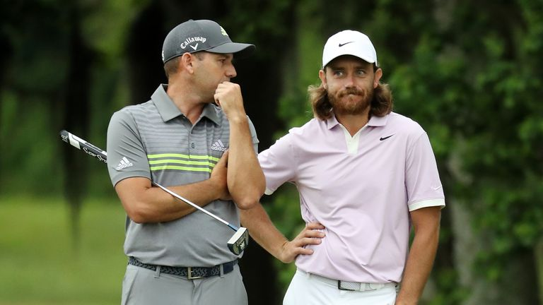 Zurich Classic: Storms disrupt opening round at TPC Louisiana