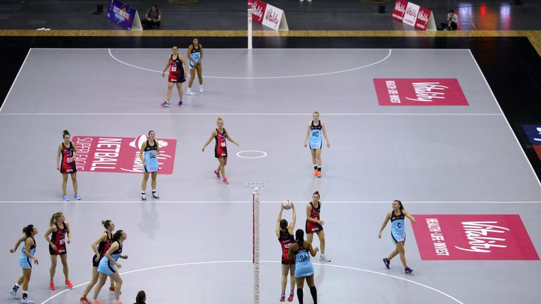Strathclyde Sirens' Beth Goodwin on belief, squad
