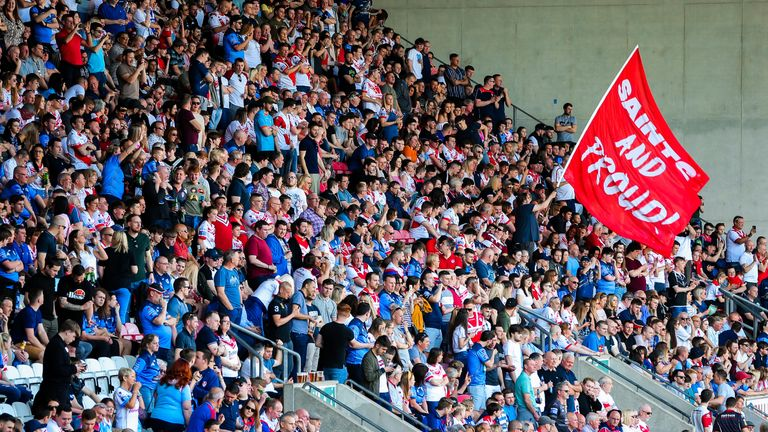 Record crowds for Super League | Rugby League News |
