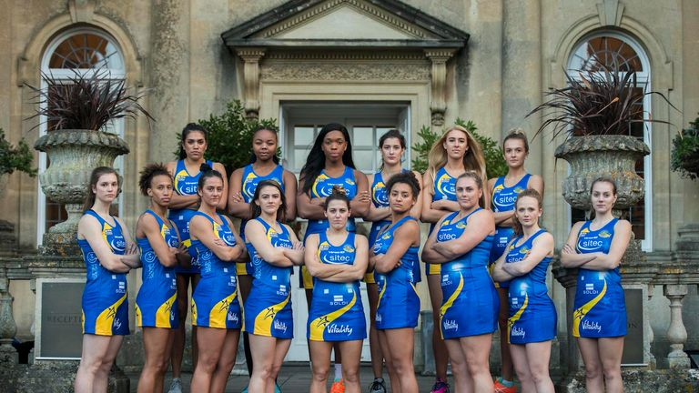 Team Bath sit third in the Superleague ahead of Round 16 (Credit: .www.claregreenphotography.com)