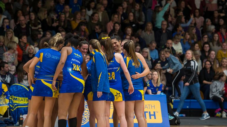 Team Bath edged out Manchester Thunder in a must-win clash at the weekend