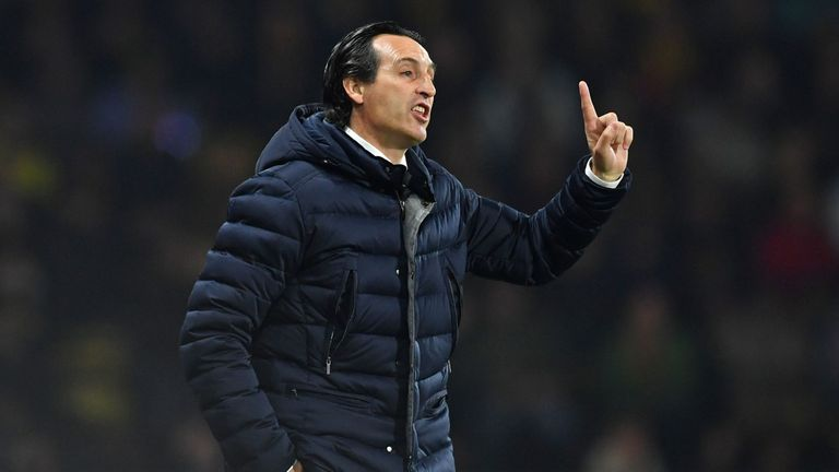 Emery has warned that an away goal at the San Paolo Stadium may not be enough for Arsenal