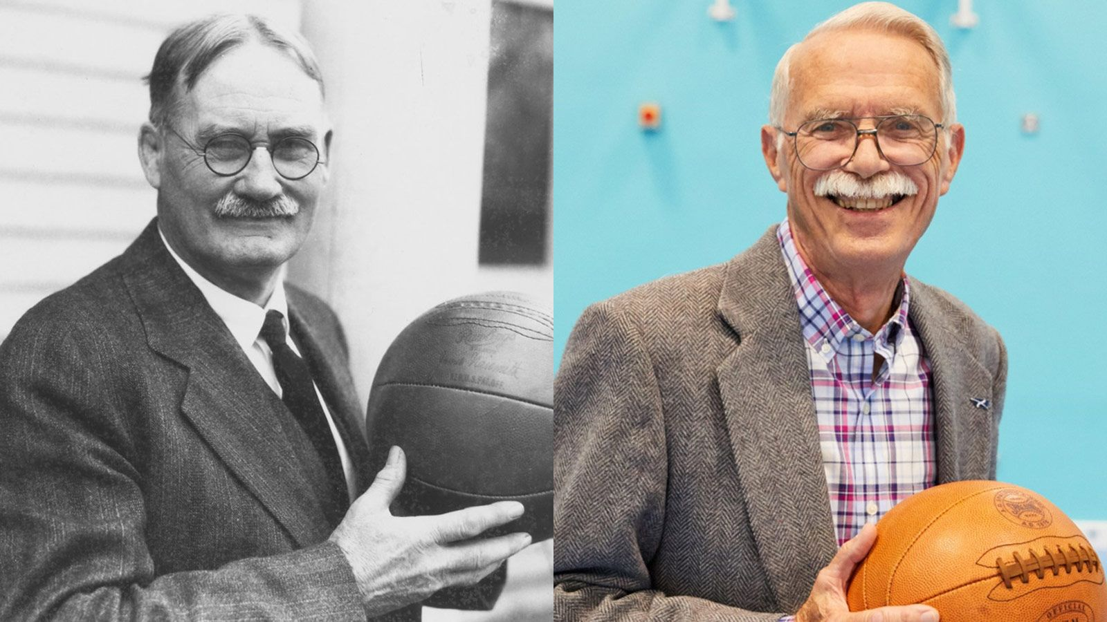 Dr James Naismith S Invention Of Basketball Influenced By
