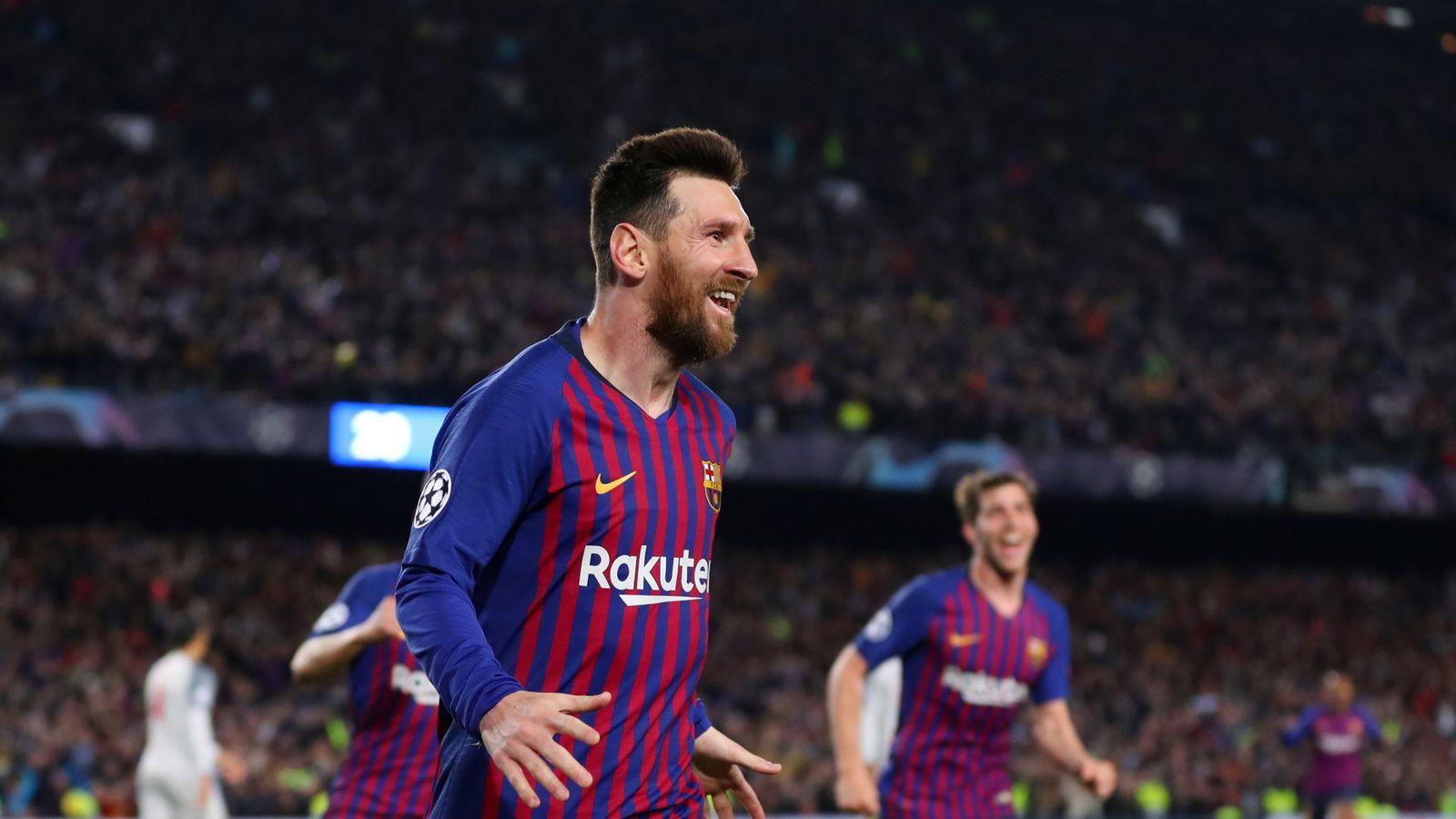 Barcelona 3 - 0 Liverpool - Match Report & Highlights