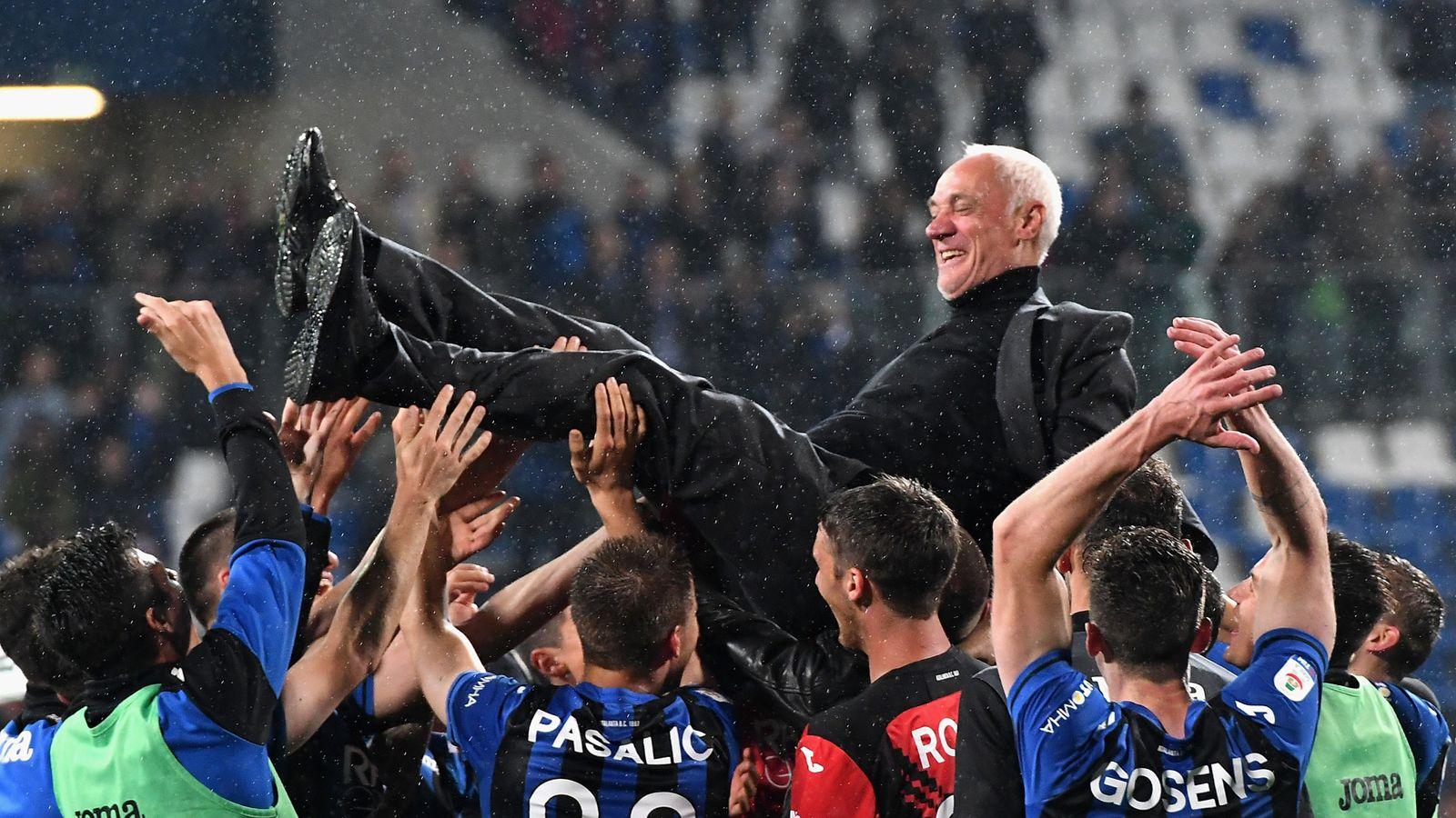 Atalanta 3 - 1 Sassuolo - Match Report & Highlights