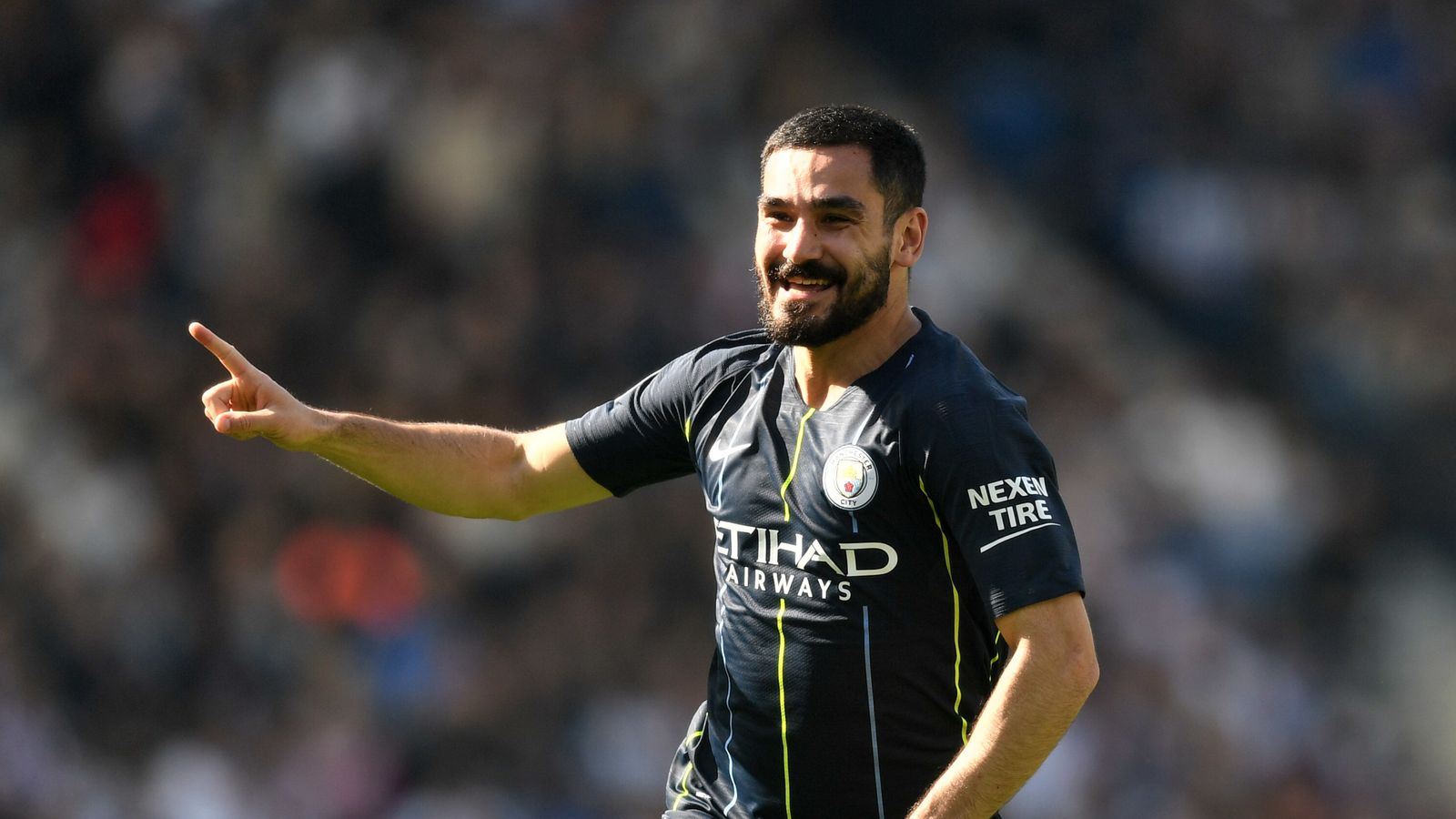 Ilkay Gundogan will not be sold by Manchester City this ...