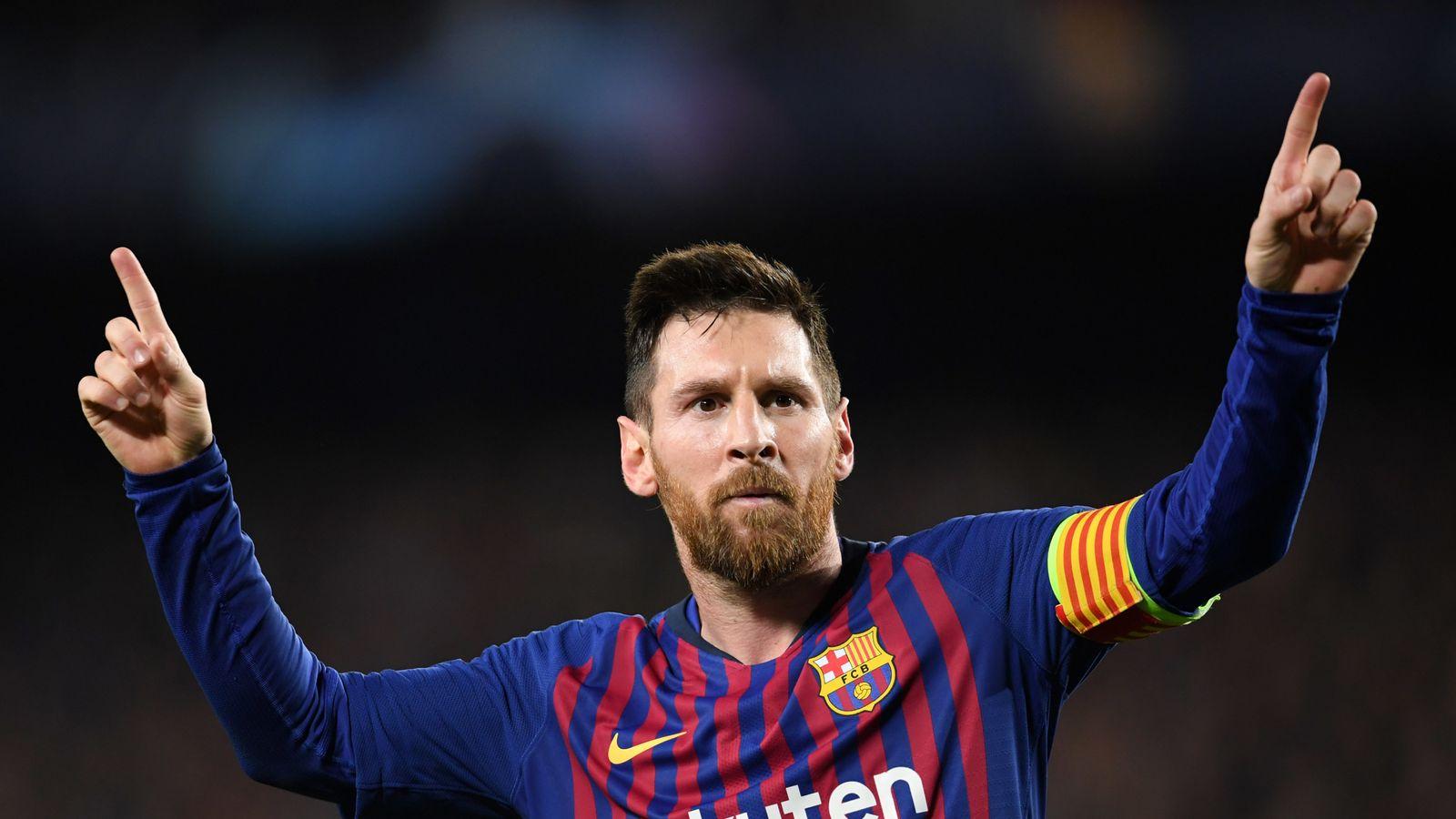 Messi Tor