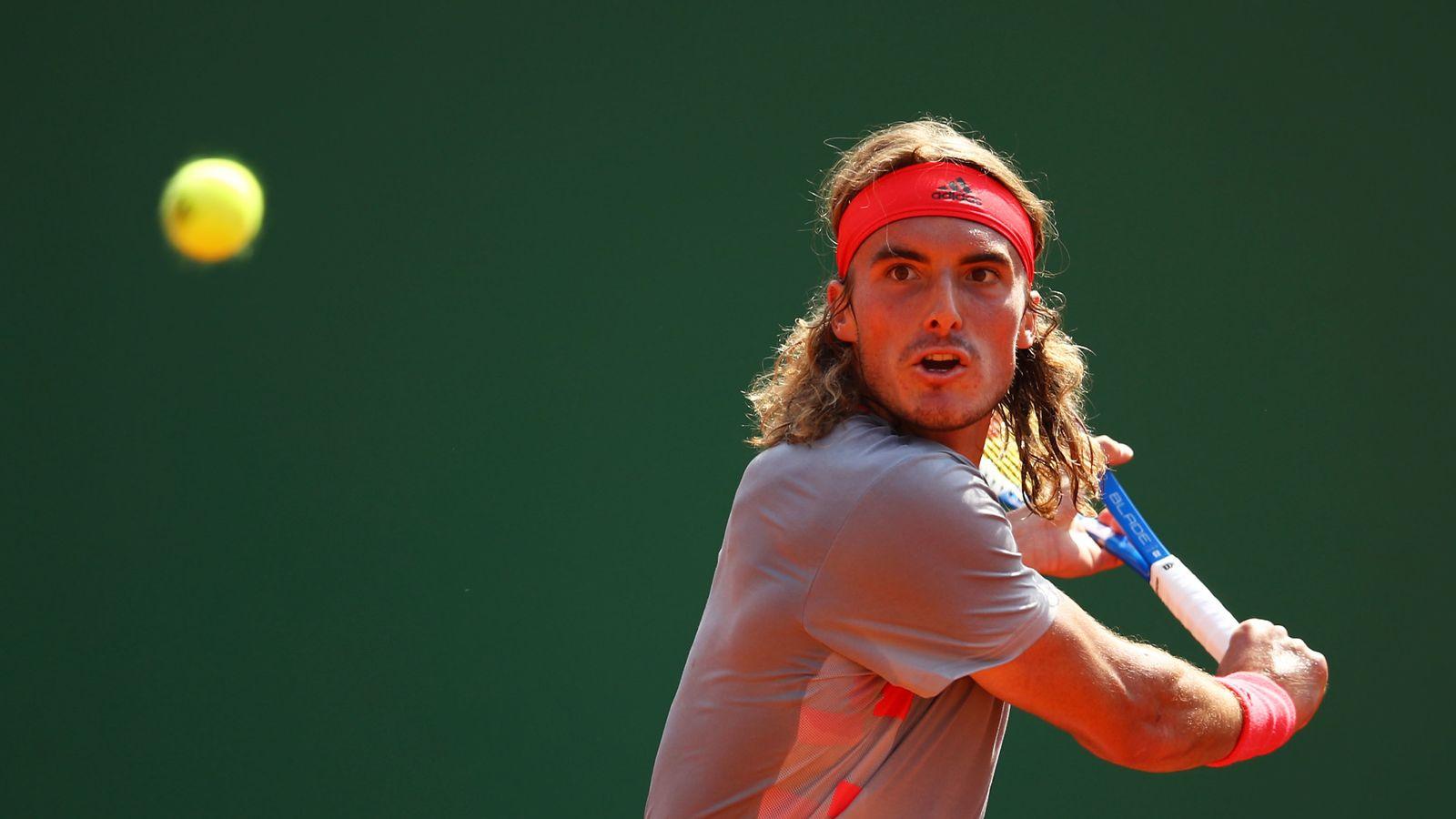 Stefanos Tsitsipas Wins Estoril Open To Claim Third Atp Title Tennis News Sky Sports
