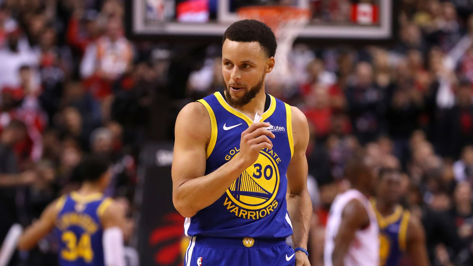 Nba Steph Curry: Warriors Turn To Stephen Curry In NBA Finals To Lead