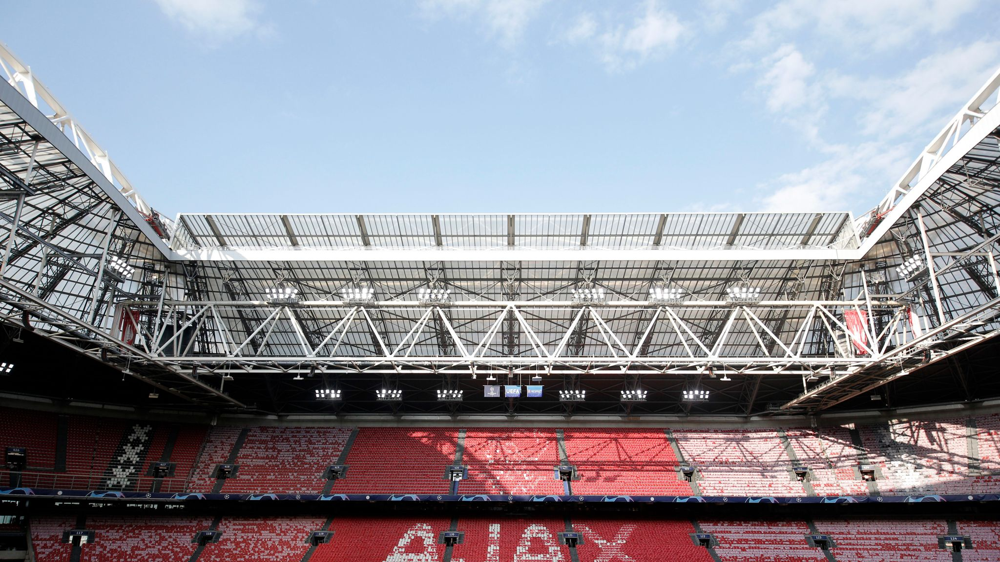 UEFA bans Ajax fans from Champions League game at Chelsea