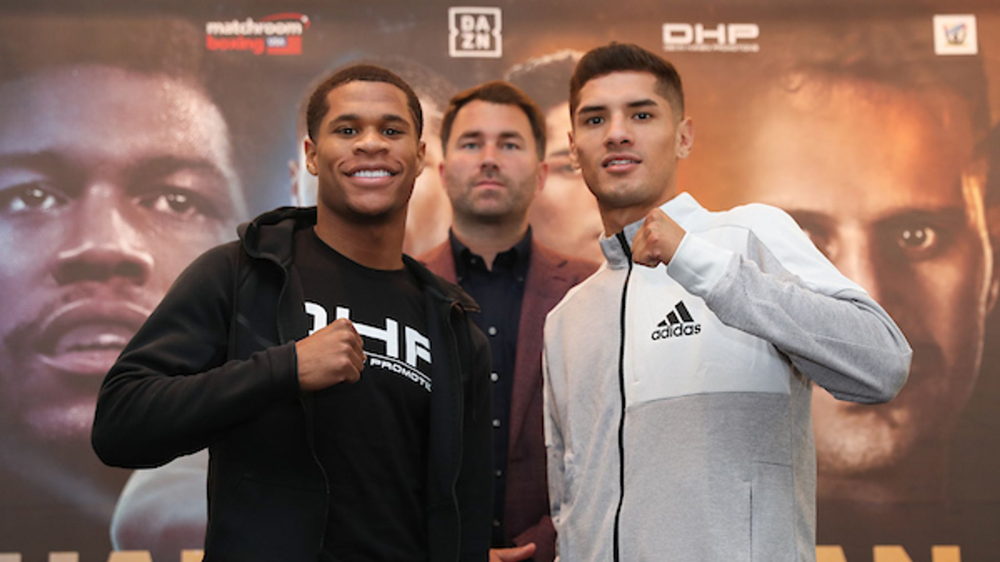 Sky Live: Michael Hunter, Devin Haney and Filip Hrgovic feature in Maryland, live on Sky Sports