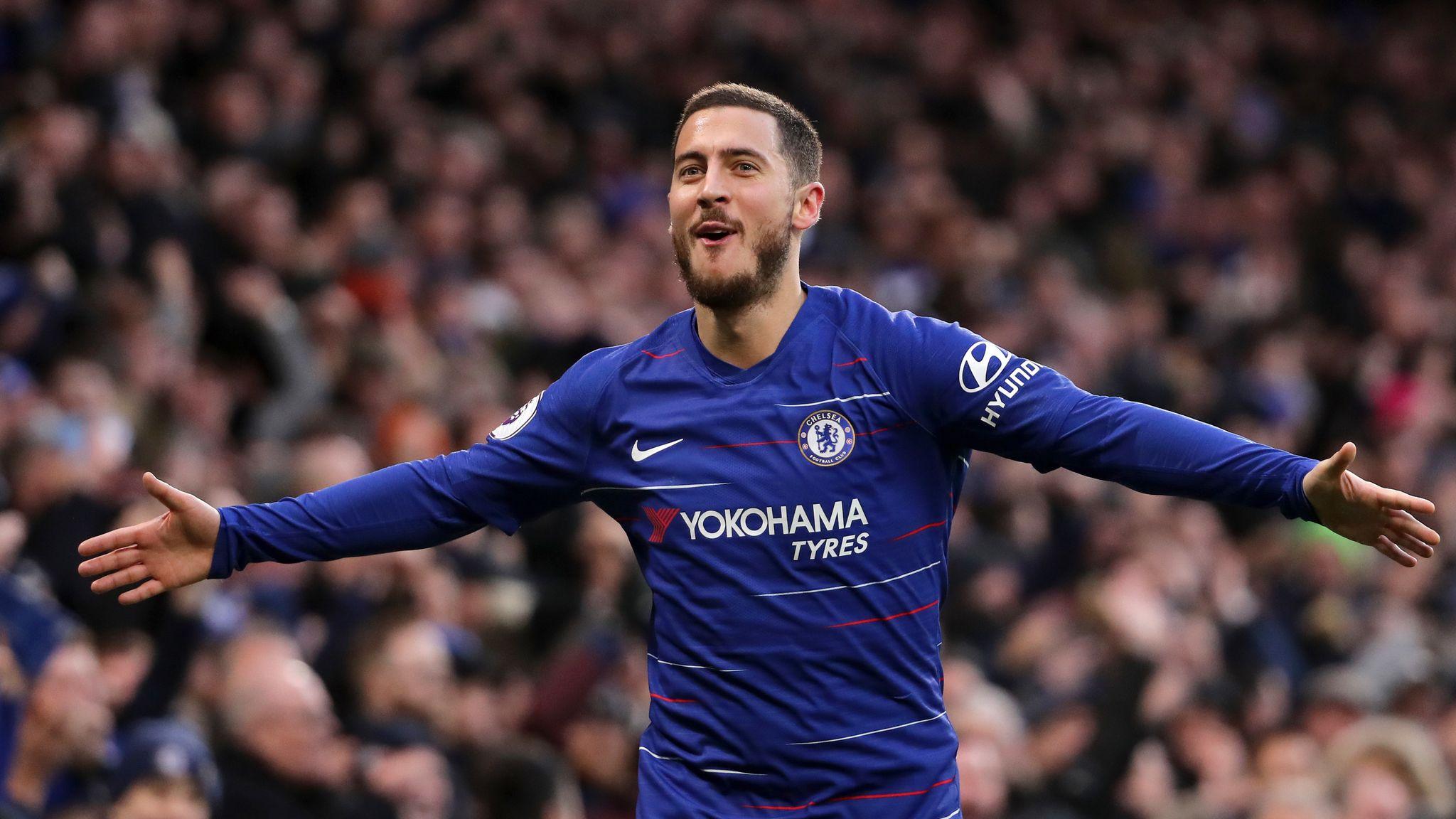 Chelsea want £130m for Eden Hazard | Football News | Sky Sports