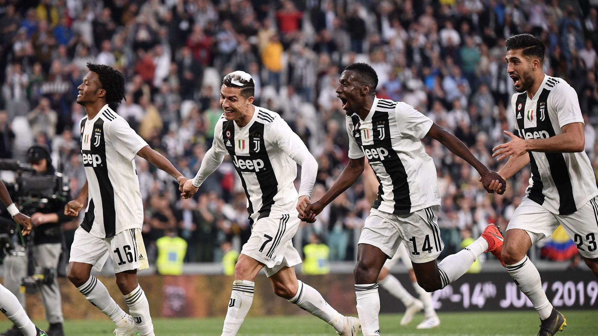 The Juventus Project How Serie A Giants Plan To Become Europe S No 1 Club Football News Sky Sports