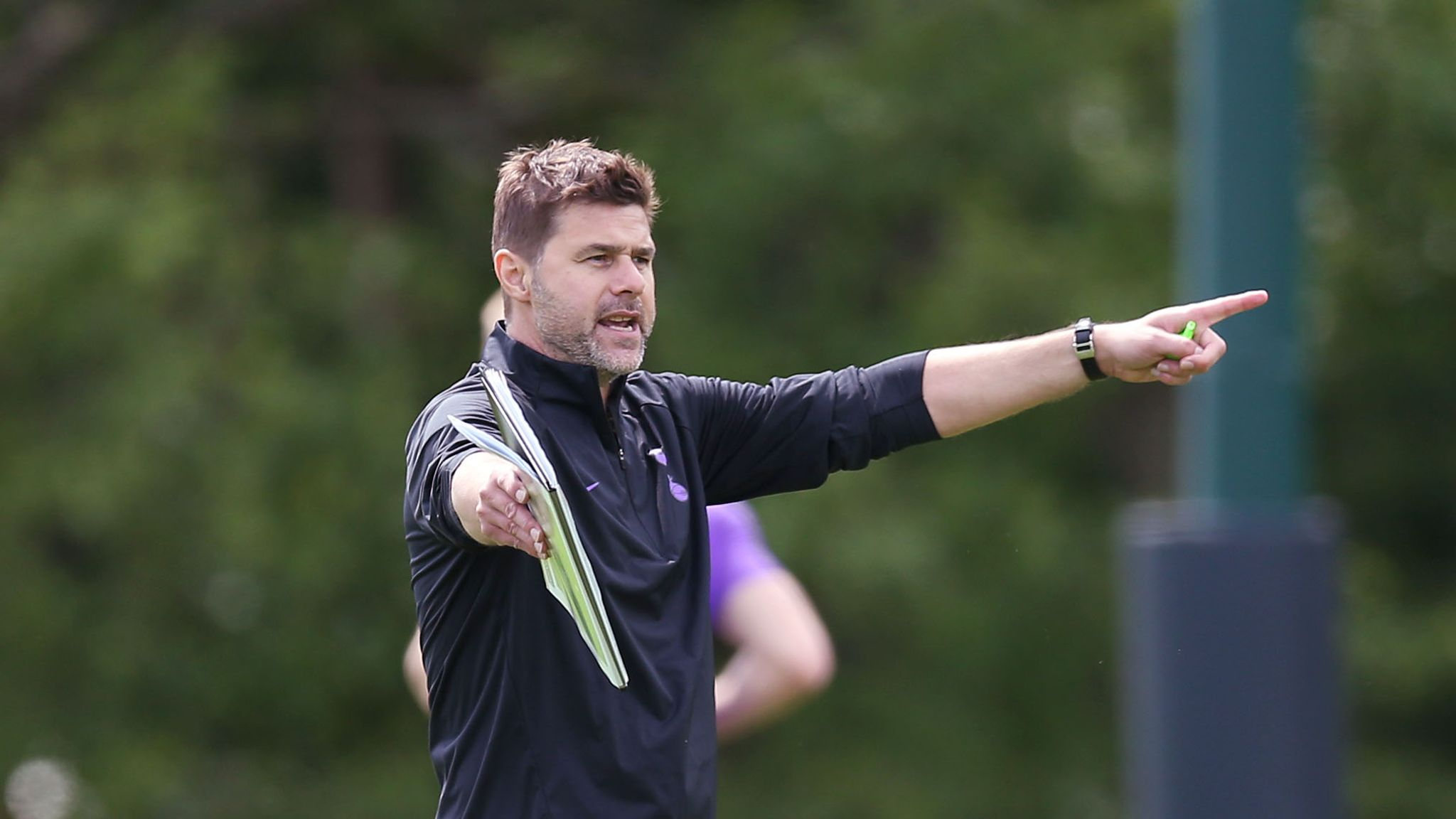 Mauricio Pochettino Motivated To Stay At Tottenham Football News Sky Sports