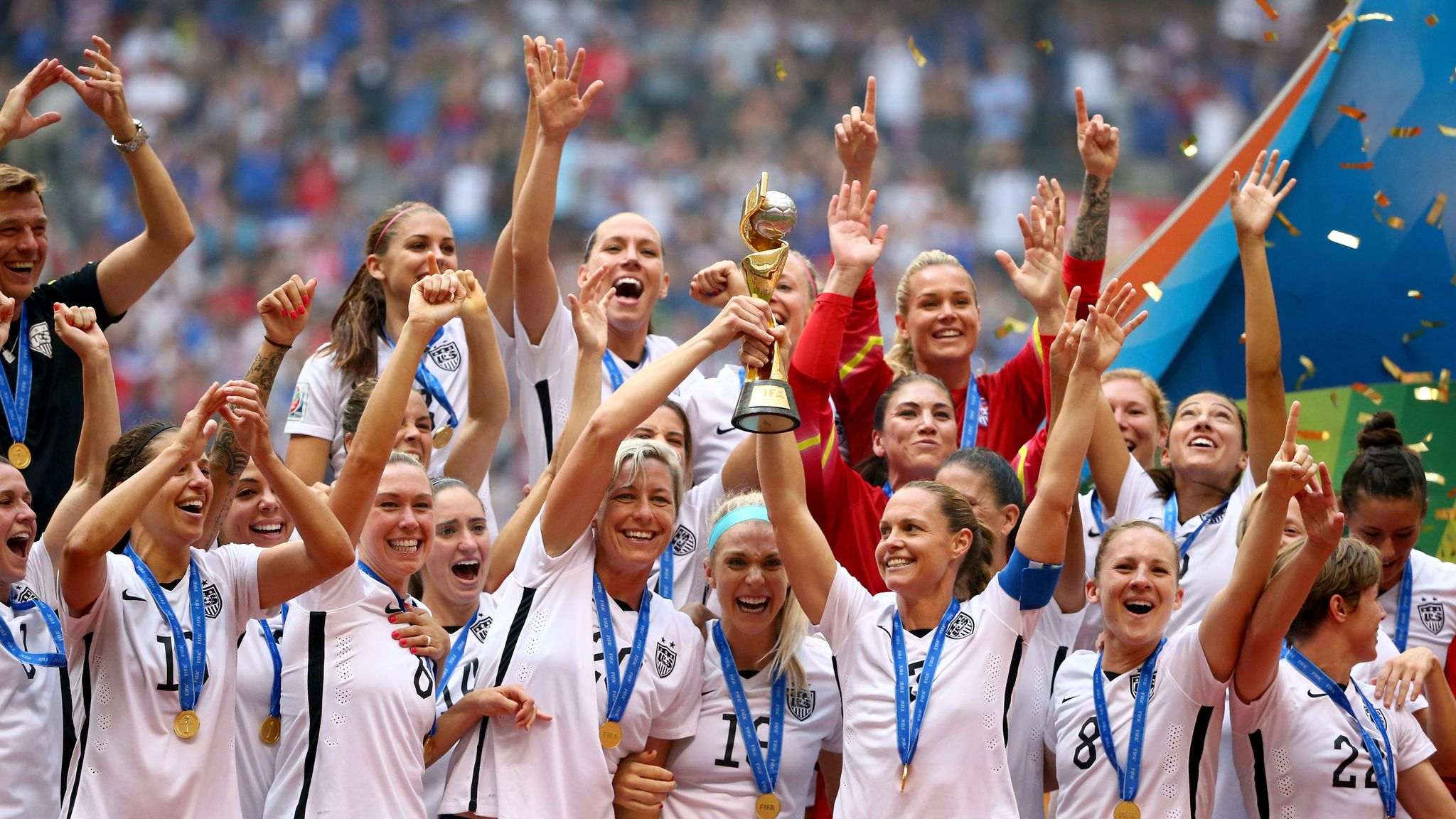 Women's World Cup 2019: Key dates, host cities, stadiums and