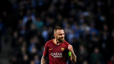 Daniele De Rossi has decided to retire from football after leaving Roma in May