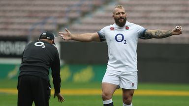 Joe Marler is set to feature for the Barbarians against England