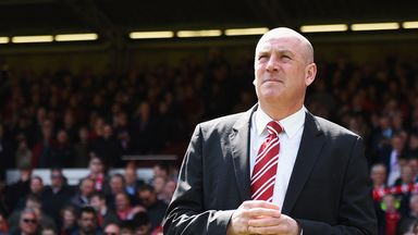 Warburton has signed a two-year deal to take charge at QPR