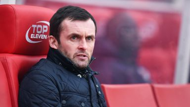 Nathan Jones' side are close to signing Adam Davies, Nick Powell and Lee Gregory