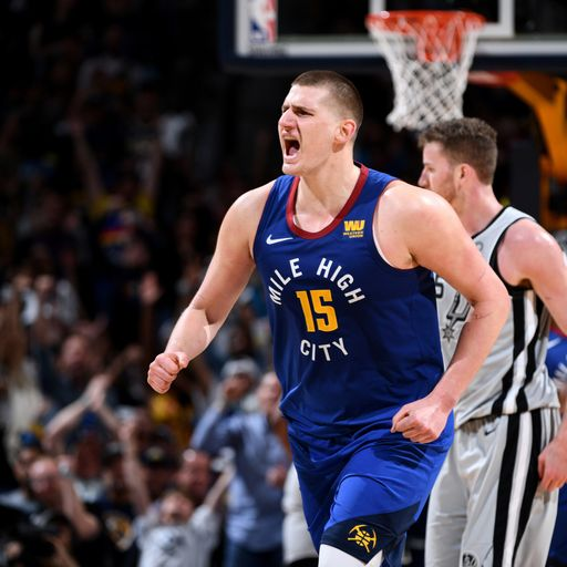 Nikola Jokic Stars Again As Denver Nuggets Rout Portland