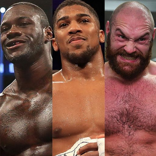 Rank the heavyweight kings
