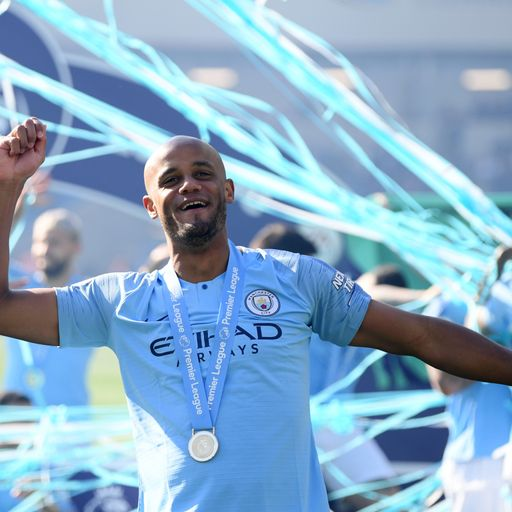 Kompany: City have the hunger of lions