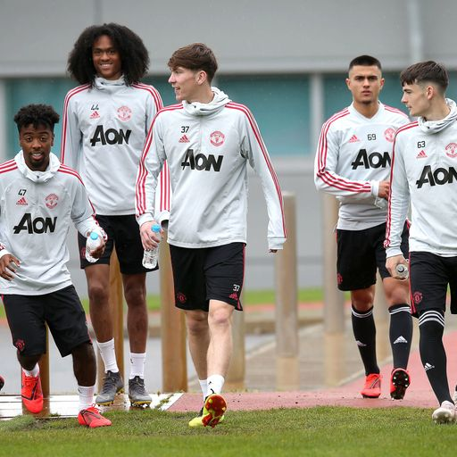 Ole: Utd youngsters will get chances