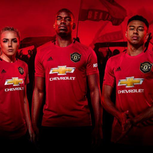New Premier League kits for the 2019/20 season