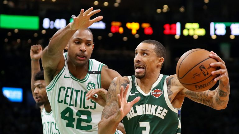 Milwaukee Bucks host Toronto Raptors in opening game of Eastern Conference Finals | NBA News |