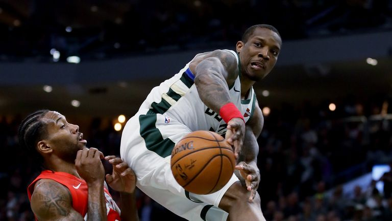 The struggles of Eric Bledsoe - where is it going wrong for the Milwaukee Bucks' lead guard? | NBA News |