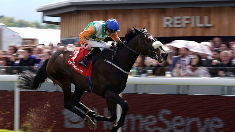 Forest Ranger wins second Huxley Stakes at Chester