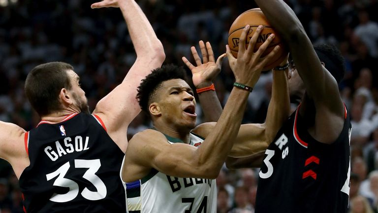Toronto Raptors can seal maiden NBA Finals spot by beating Milwaukee Bucks in Game 6 | NBA News |