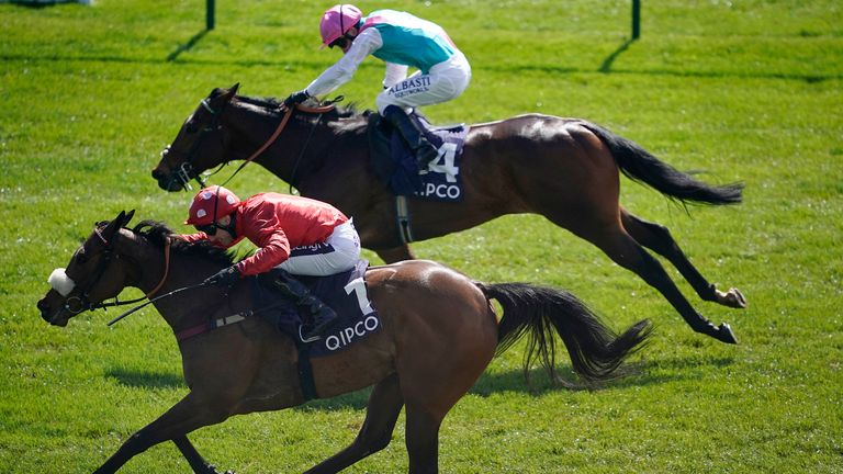 Mabs Cross could step up to six furlongs at Ascot