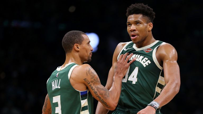 Giannis Antetokounmpo and Milwaukee Bucks looking to take next step in Eastern Conference | NBA News |