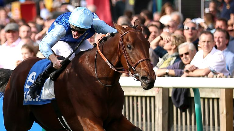 Persian King wins under Pierre-Charles Boudot