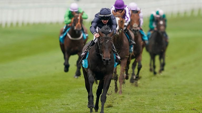 Sir Dragonet flies to a wide-margin win at Chester