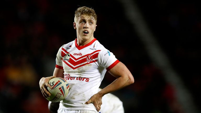 Aaron Smith has been understudy to club captain James Roby