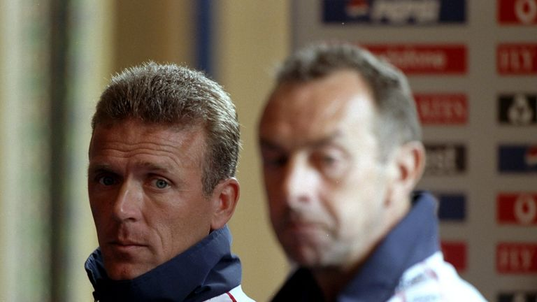 Alec Stewart and David Lloyd both lost their jobs after England's World Cup exit
