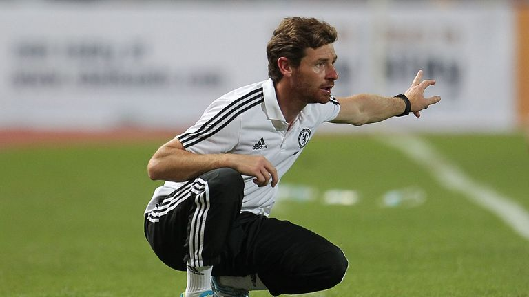 PSG president Nasser Al-Khelaifi wanted to appoint Andre Villas-Boas in 2013