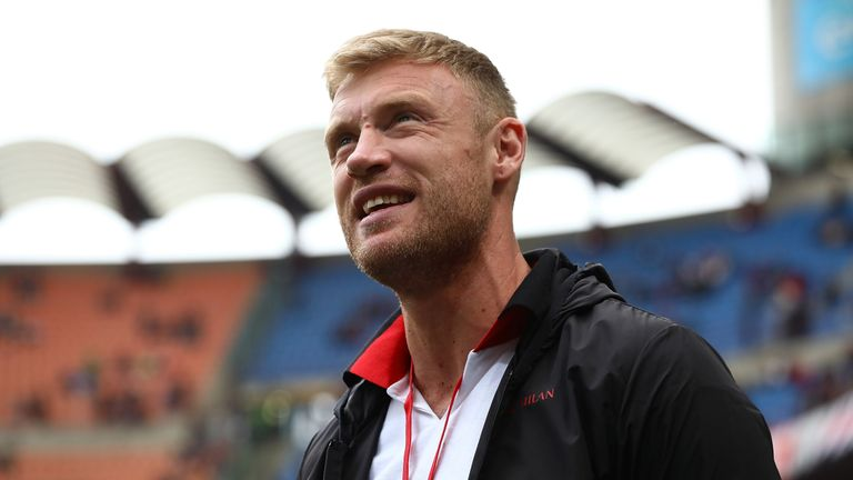 Flintoff believes Archer is a real find for England ahead of the World Cup