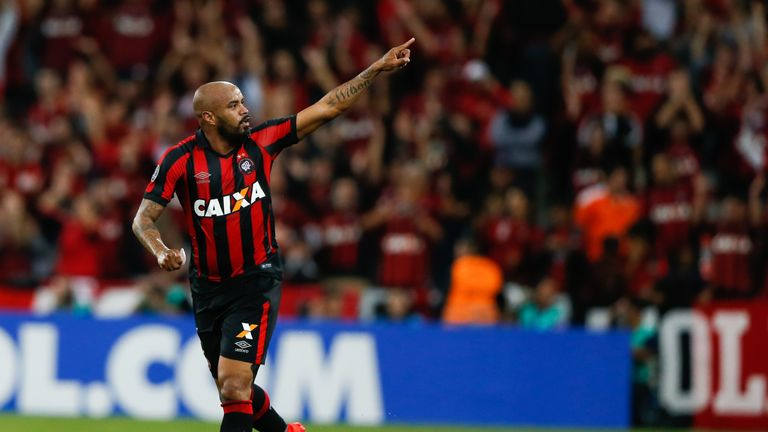 Athletico Paranaense admits to giving two of its own players a banned substance