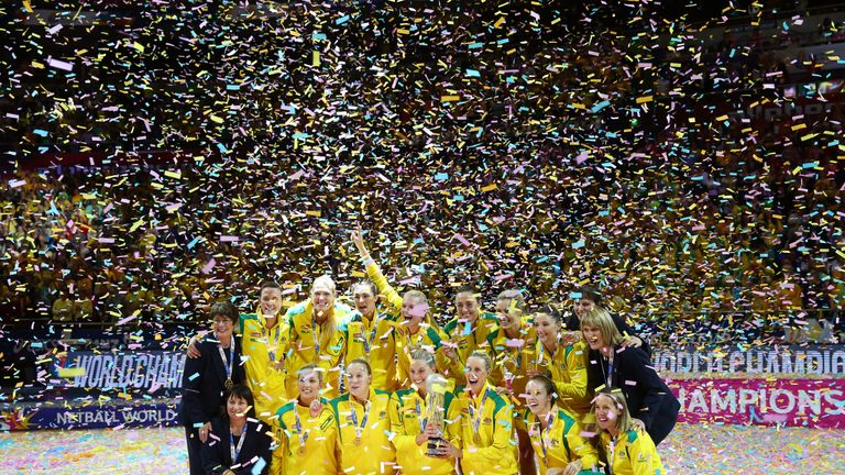 The Australian Diamonds go into the tournament as the defending champions